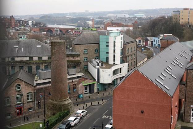 Newcastle's Ouseburn Valley